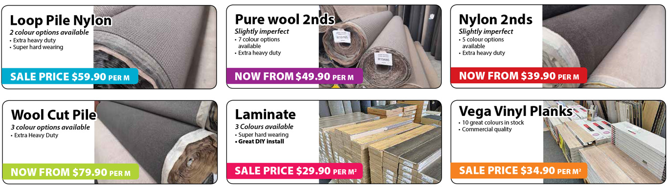 Carpet House Lot Deals
